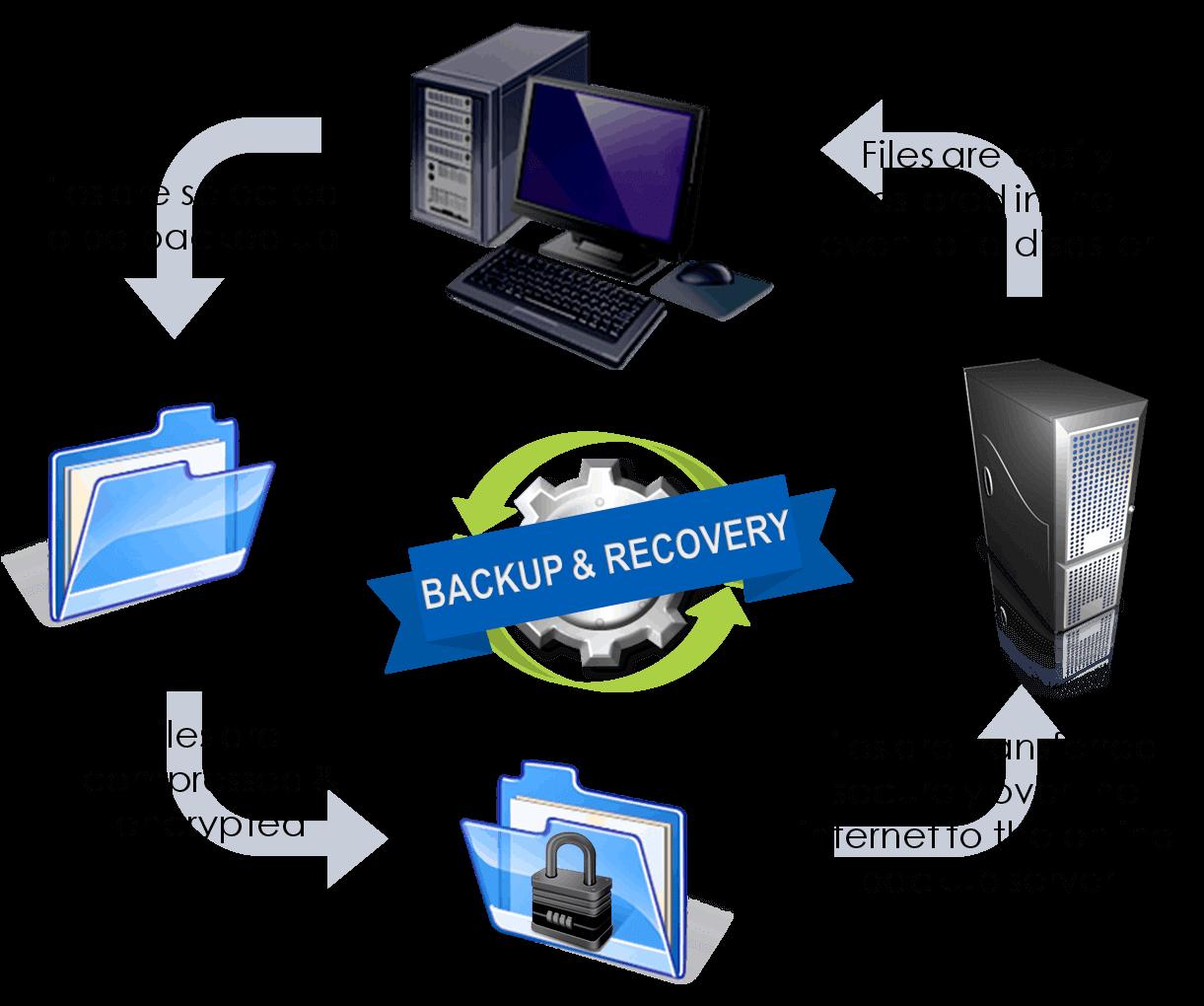 Storage Backup & Recovery