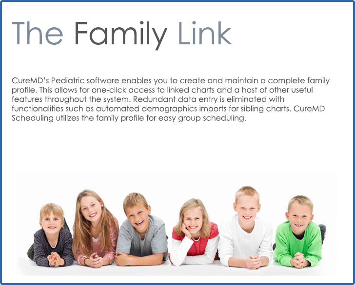 CureMD Family Link