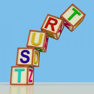 Falling Trust