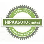 HIPAA 5010 Certified